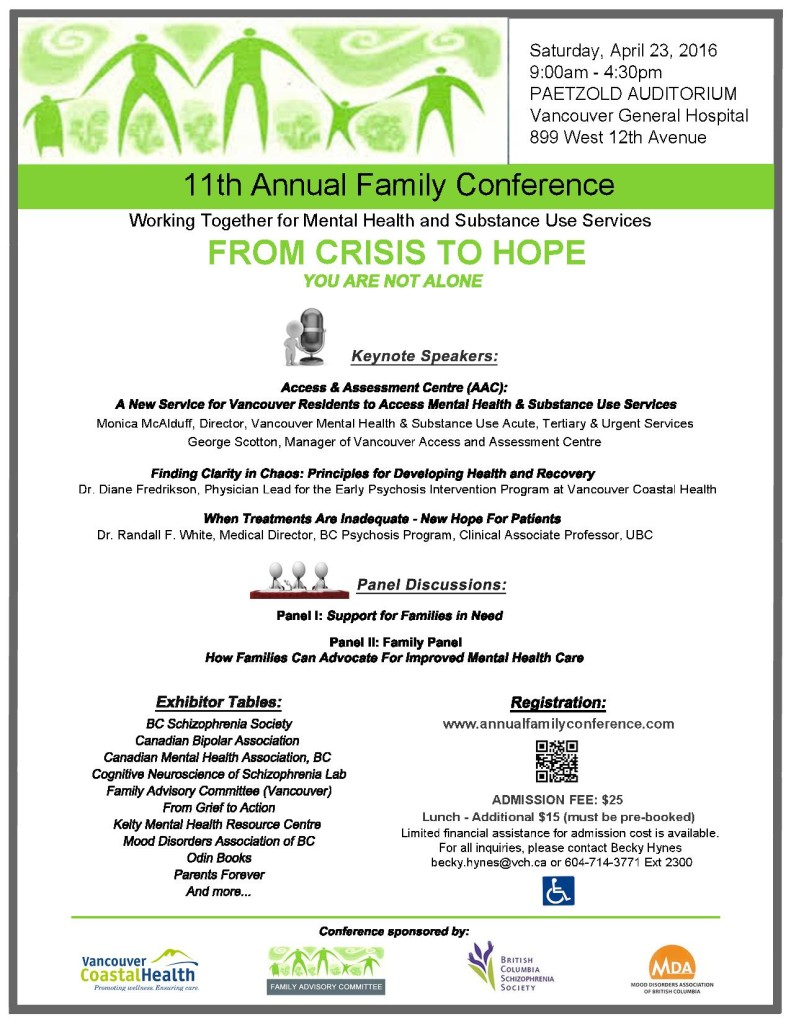 2016 Family Conference